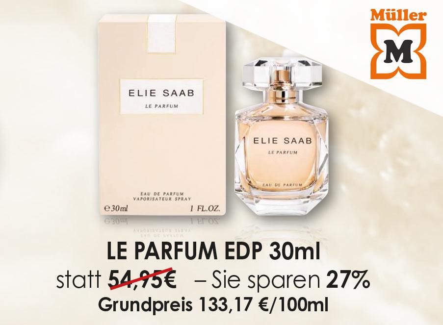 ELIE SAAB - LE PARFUM - Coupon