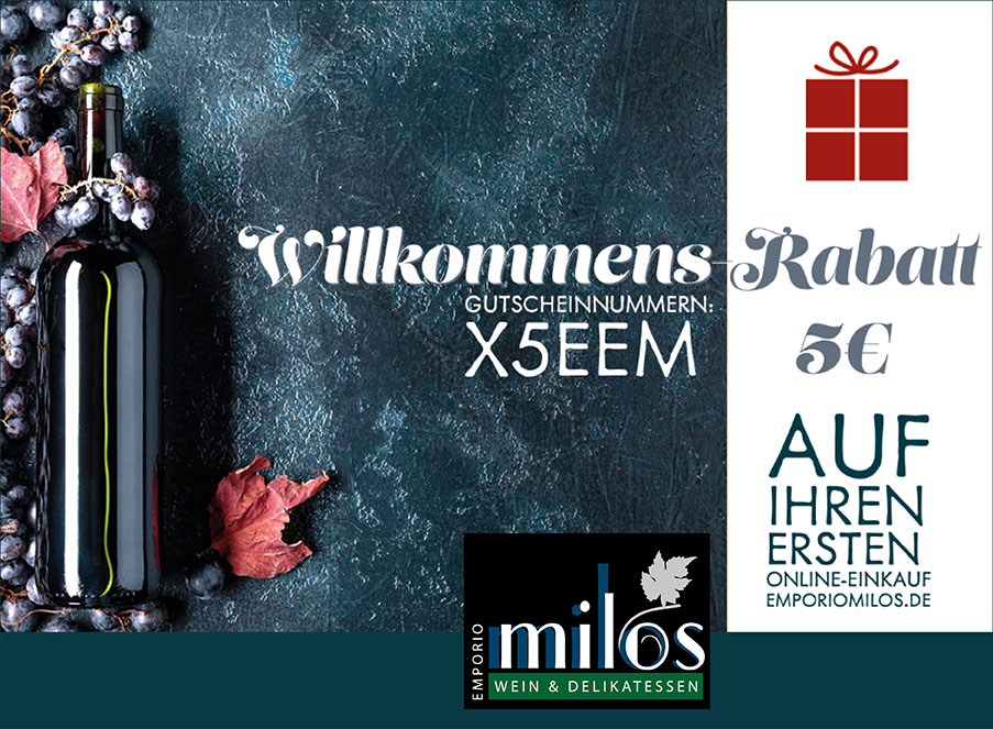 Weincoupon für EMPORIO MILOS