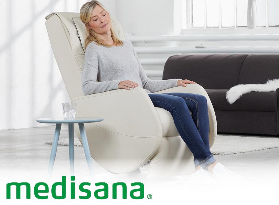 medisana Gutschein Sanfte Körpermassage im edlem Design