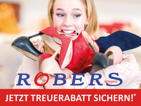 Schuhe robers Rabatt code