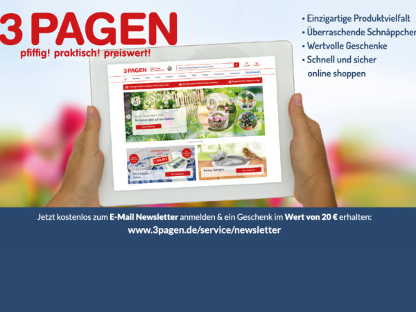 3Pagen Home Living Coupon