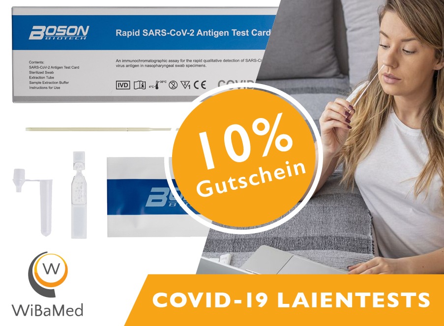 Covid Schnelltest Coupon Wibamed