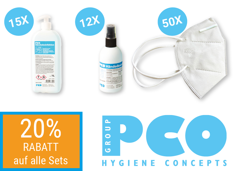 Hygiene-Set Covid Coupon