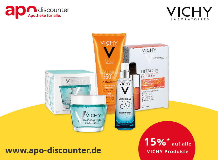 Vichy Rabatt Coupon