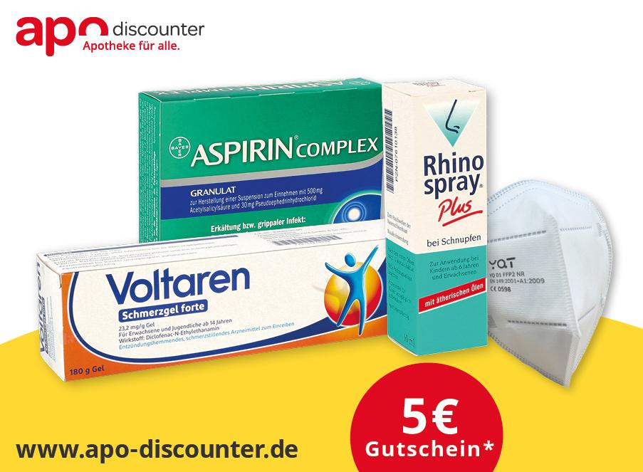 apodicounter 5 euro coupon