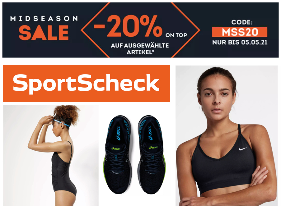 Sportcheck Coupon Rabatt