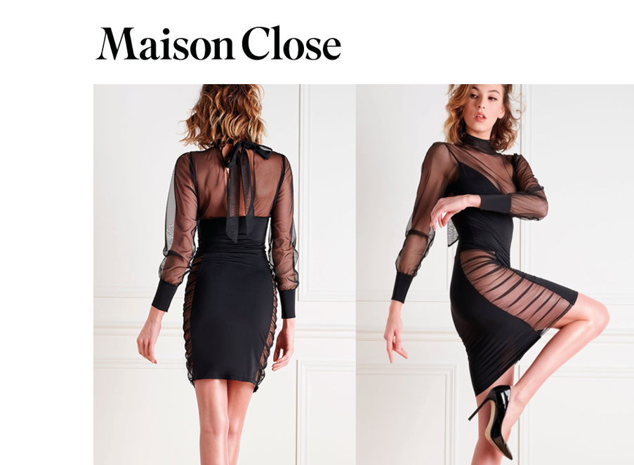 Maison Close Coupon