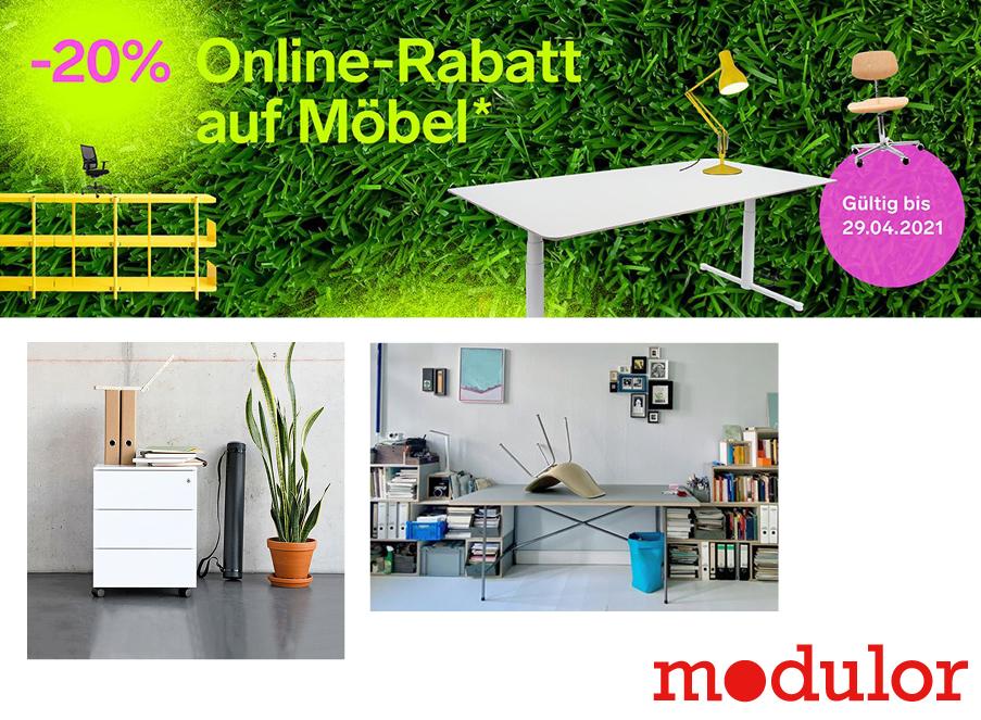 modulor coupon