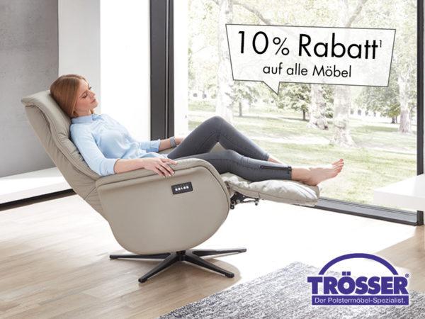 Trösser Rabatt Möbel