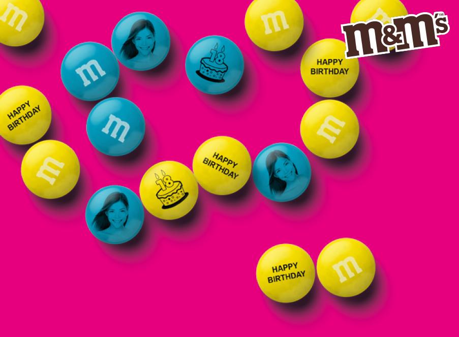 My M&M´s Coupon