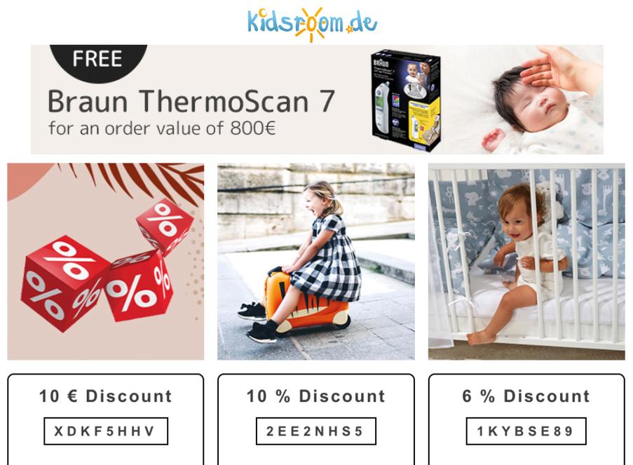 kidsroom Deal