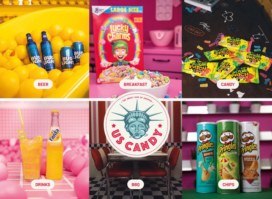 Candy Rabatt code