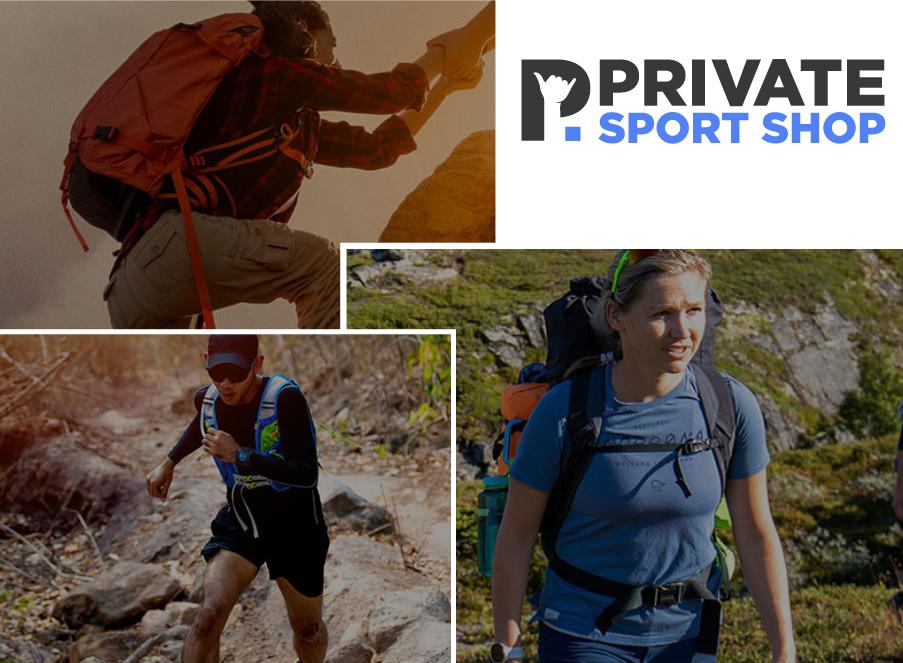 Private Sport shop Rabatt