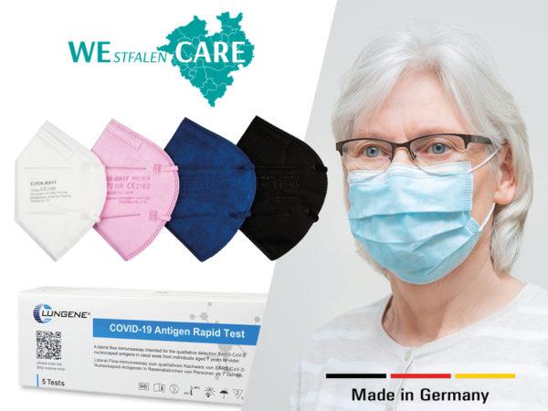 Westfalen Care Rabatt Coupon