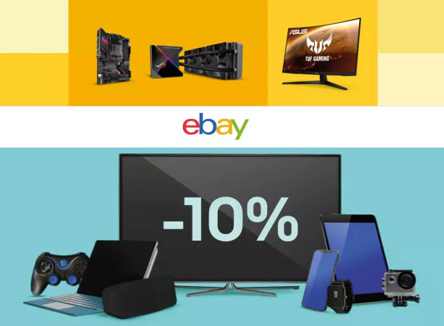 technik rabatt bei ebay
