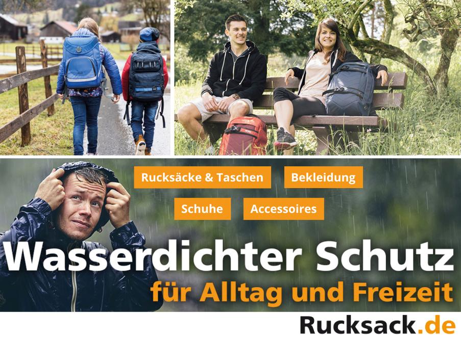 Rucksack.de Rabatt Code