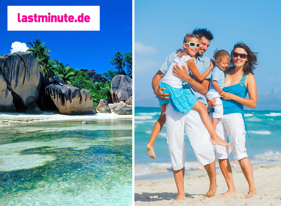lastminute Rabatt Coupon Reise