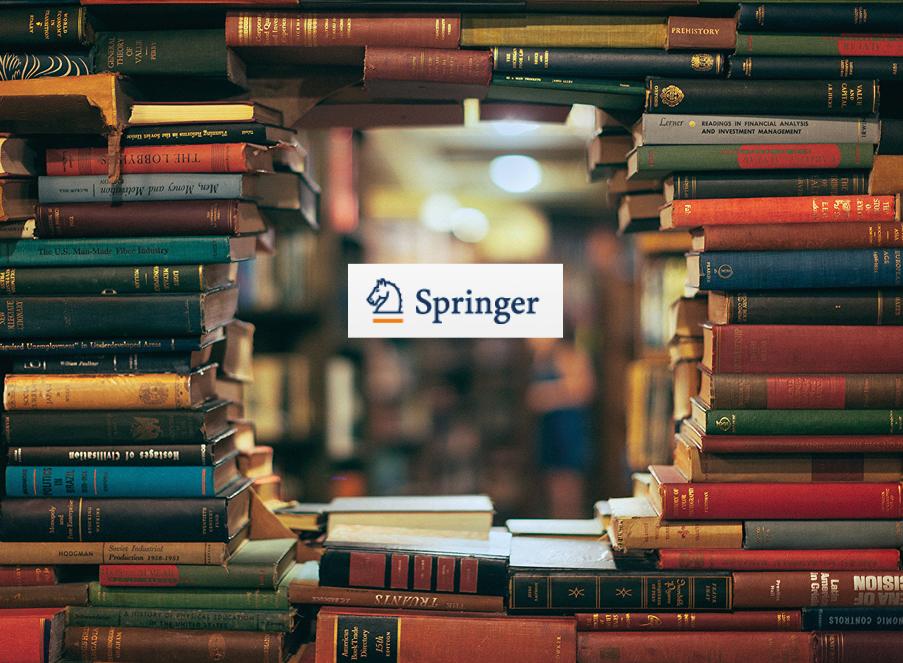 Springer Rabatt Coupon