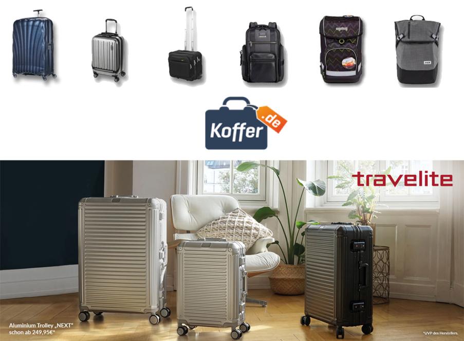 koffer.de Rabatt Code