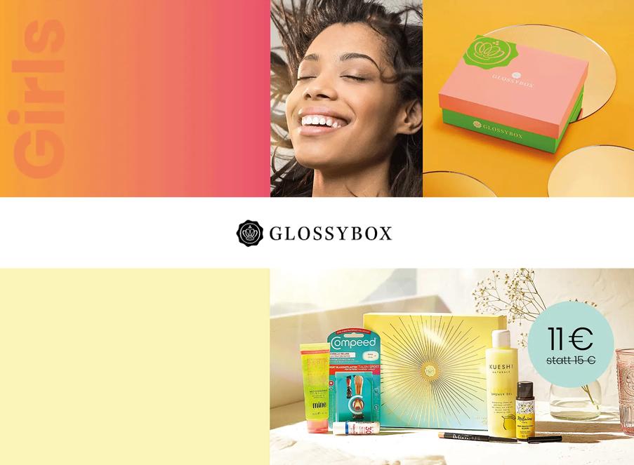 glossybox Rabatt Coupon