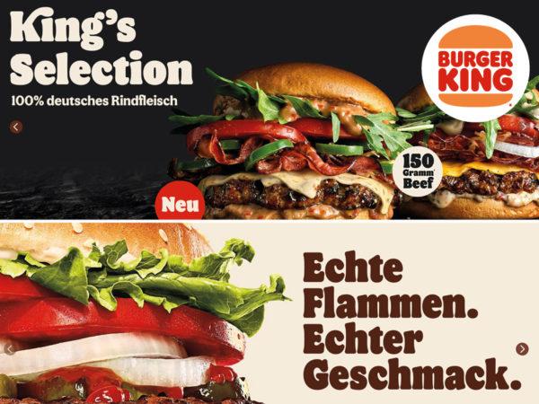Burger King Rabatt coupon