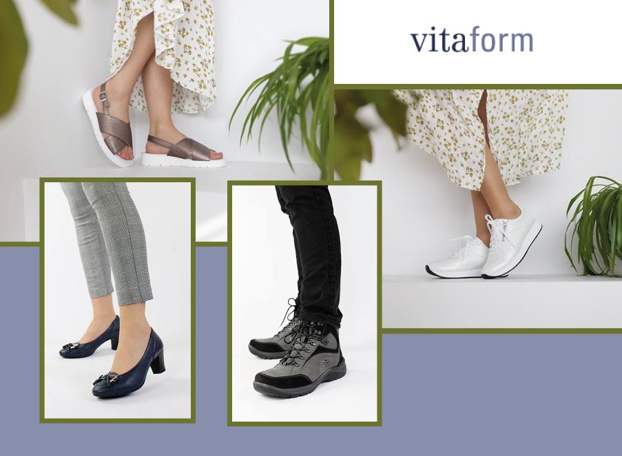 Schuhe vitaform Rabatt Code