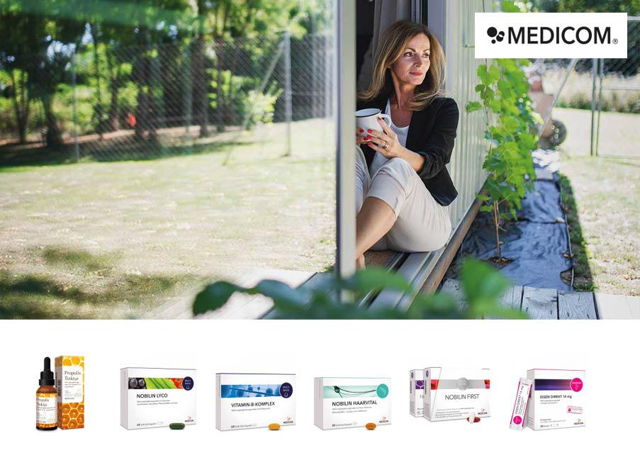 Medicom Rabatt Coupon