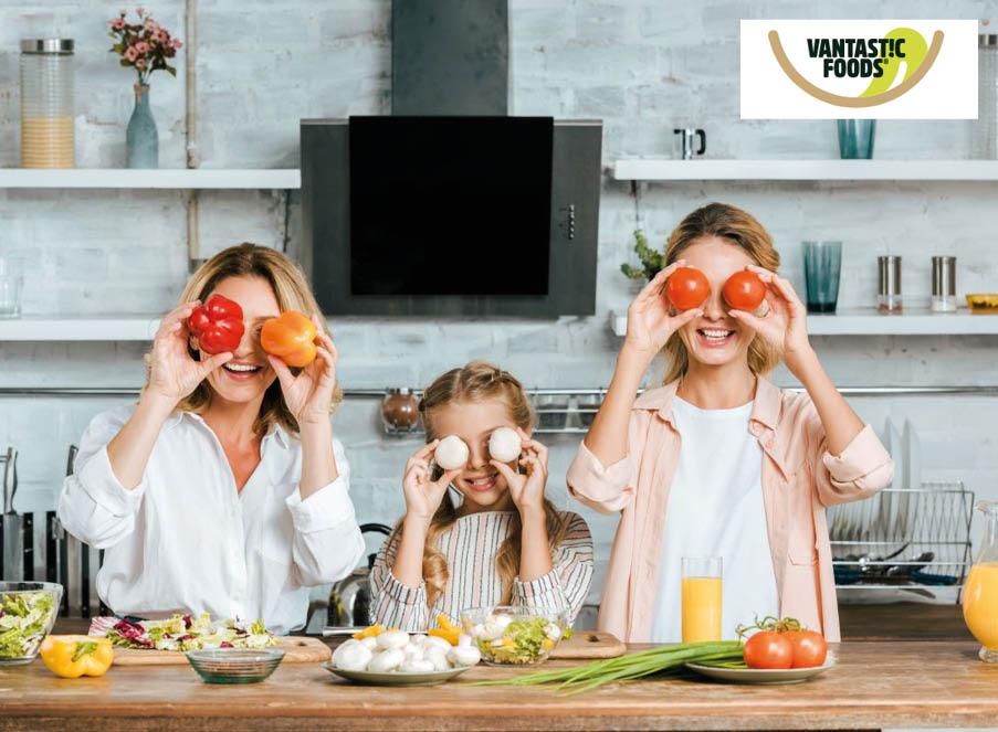 vantastic Foods Rabatt Coupon
