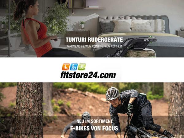 fitstore24 Rabatt Coupon