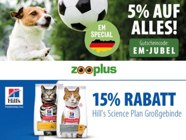 zooplus Rabatt