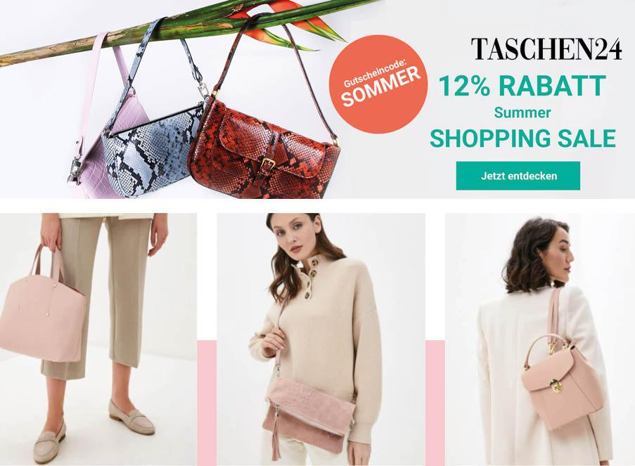 Taschen24 Rabatt Coupon