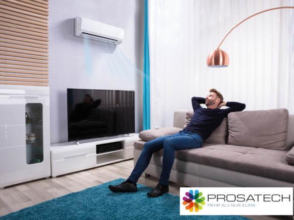 Prosatech Rabatt Coupon Klimaanlage