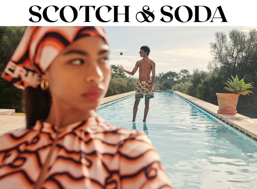 Scotch & Soda Rabatt Coupon