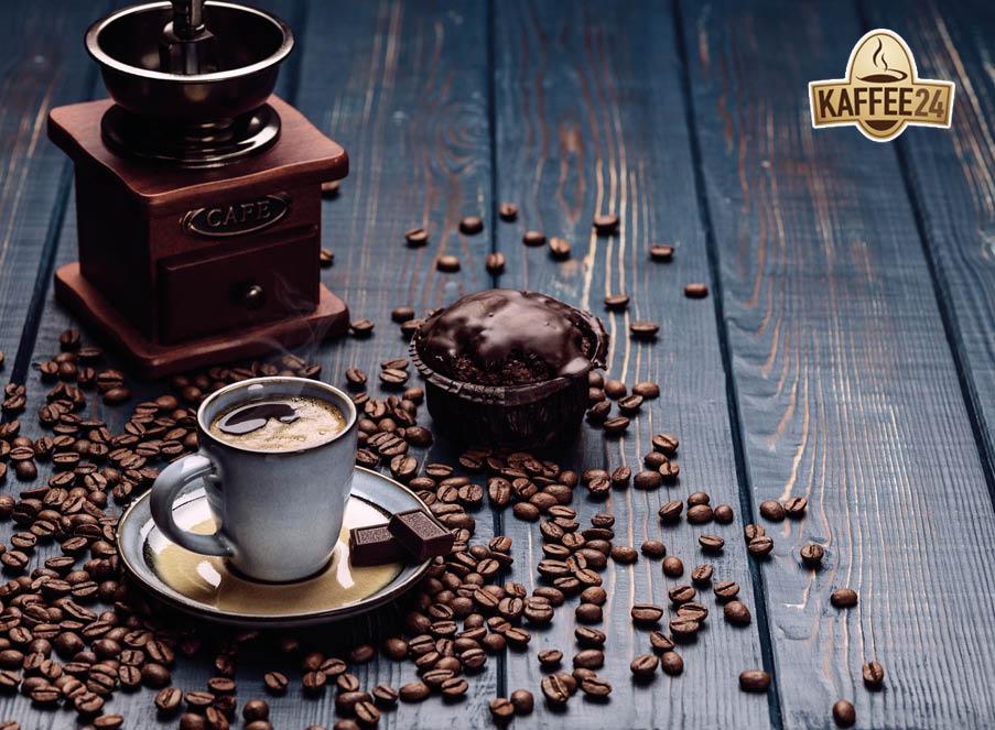 kaffee24 Rabatt Coupon