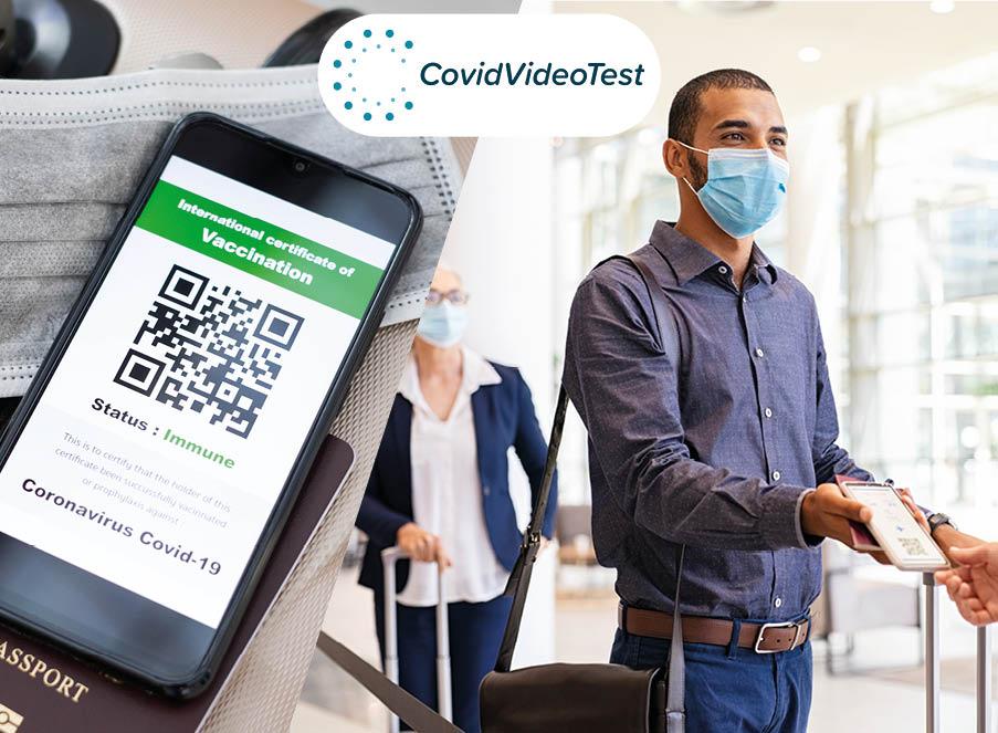 covidvideotest 5 Euro Rabatt Coupon